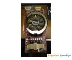 Asus Radeon HD 3870 - Neispravna