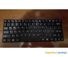 Perfektna tastatura za netbook MSI U135.