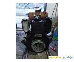 Lombardini motor 18 ks