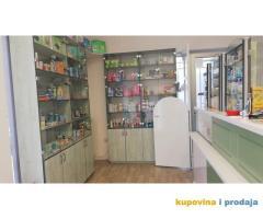 Apoteka: Prodajem celokupan inventar za apoteku!