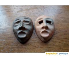 Terakota maske