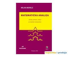 Časovi Matematičke Analize studentima RAF -tel.064-356-11-77