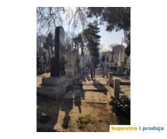 Grobnica - Novo groblje u Beogradu, Ruzveltova