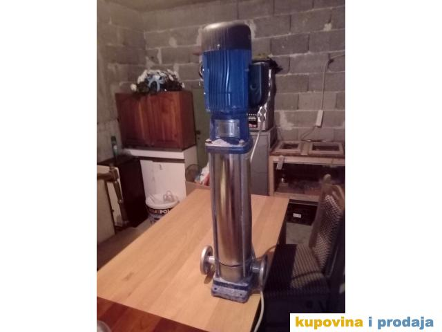 Prodajem dve pumpe za vodu