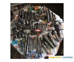 Prodajem metalostrugarski alat