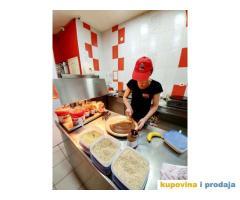 Potrebne radnice za rad u palačinkarnici BOOM na Novom Beogradu
