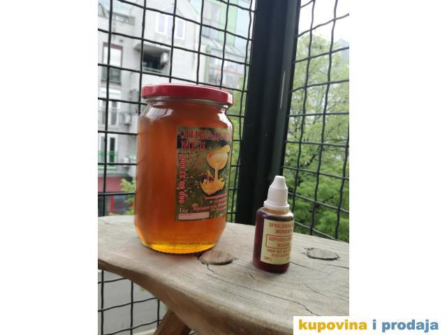 Prodajem domaci Med i Propolis vrhunskog kvaliteta