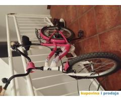 Capriolo bicikla za devojčice