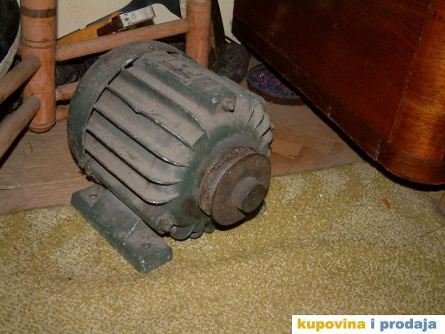 Prodajem el motore za ves masinu