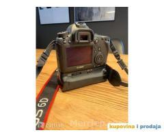 Canon 6D sa 24-105mm objektivom