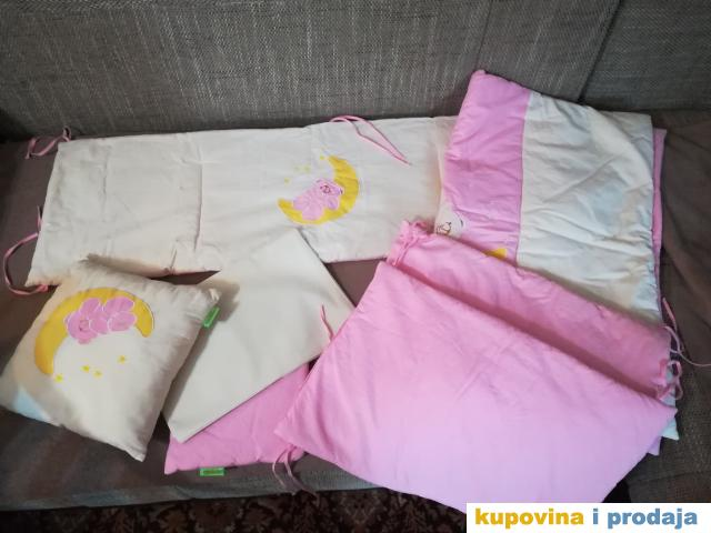 Posteljina za krevetac