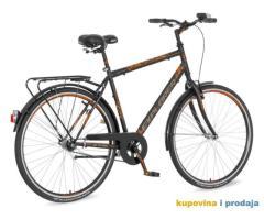 novi bicikl