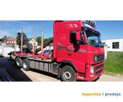 sumarski kamion volvo 26/500 loglift z135