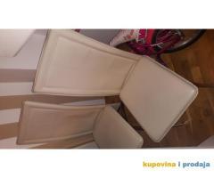 Trpezarija sto i stolice