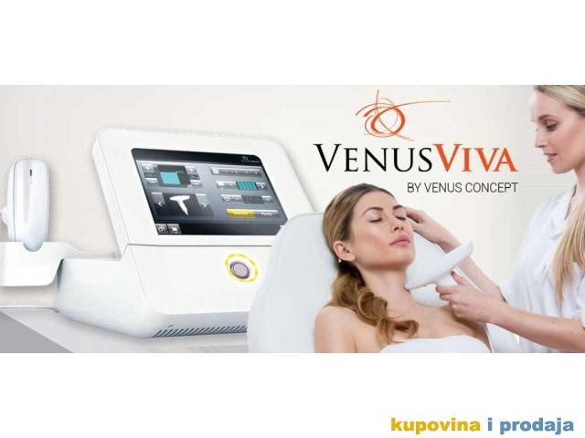VENUS VIVA radiofrekvencija za napredne anti age tretmane lica i tijela - 1