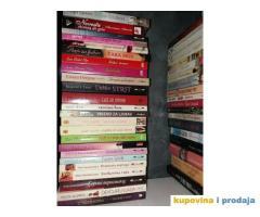 Prodajem knjige iz kucne biblioteke