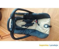 Auto nosiljka za bebe