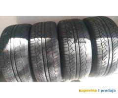 Nove slovenacke gume M+S 16, I polovne Michelin 19,