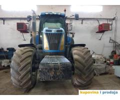 Prodajem traktor NEW HOLLAND T8040