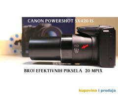 Foto aparat canon sx 420 is