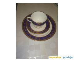 Porcelanski servisi za rucavanje i kafu CLASIK GOLD,BABILON,COBALT ROYAL,EDEN,BOLERO