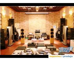 Otkup starih audio uredjaja,komponenata i zvučnika