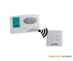 Digitalni, bežični, sobni termostat