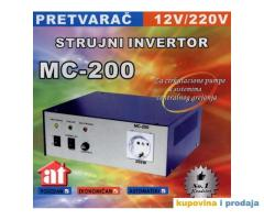 Pretvarač napona MC-200B (garancija 2 god.)
