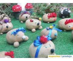 Božićni ježići