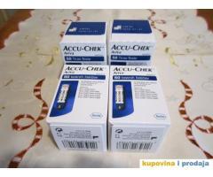 Accu Chek AVIVA - trakice za šećer