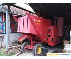 Prodajem Kombajn Zmaj 132 i Traktor