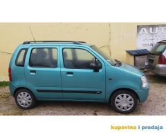 Prodajem Suzuki wagon R+