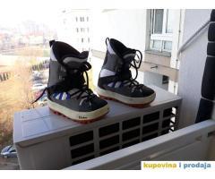 Cipele za bord Clicker EU br. 43, US br.10