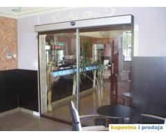 Automatska klizna (senzorska) vrata