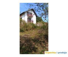 Prodaja kuće u Arilju selo Bogojevići