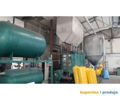 Oprema Za Proizvodnju Stiropora
