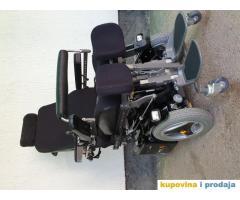 Elektricna invalidska kolica permobil c400 vertikalizacija