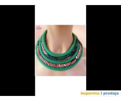 Afro ogrlice i narukvice