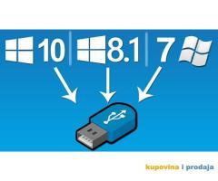 Instalacija Windows sistema Novi Sad