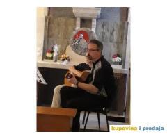 Gitara, online časovi početnicima svih uzrasta
