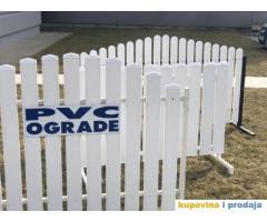 Pvc ograda i komarnici