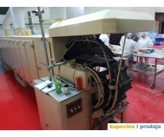 Masina za proizvodnju napolitanki keksa