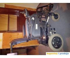 Elektromotorna invalidska kolica POVOLJNO