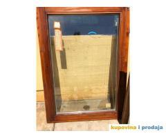 Drveni prozori 100x140 cm - nekorišteni