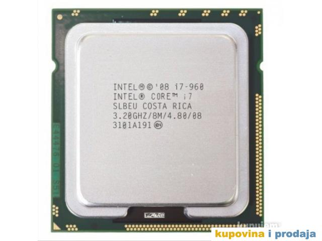 Procesor i7 969 za pc