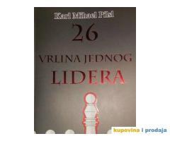 26 VRLINA JEDNOG LIDERA