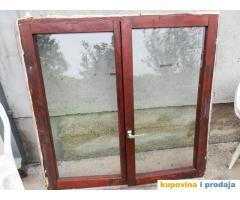 Drveni prozori sa šalonima