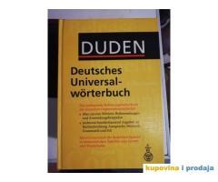 Duden univerzalni rečnik nemačkog jezika