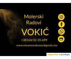 Molerski Radovi Vokić