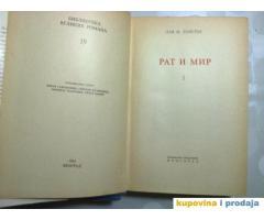 RAT I MIR - LAV TOLSTOJ - 2.KNJIGE